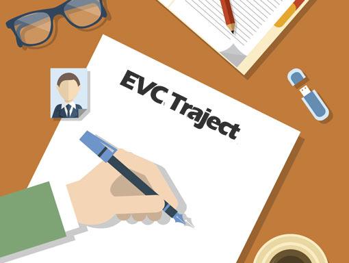 EVC trajecten