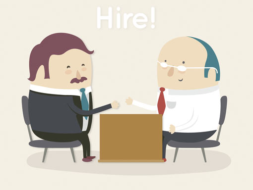 Solliciteren op de arbeidsmarkt
